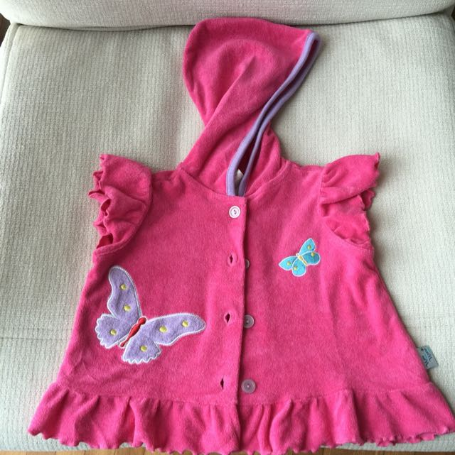 Pre-loved Baby Girl's Robe