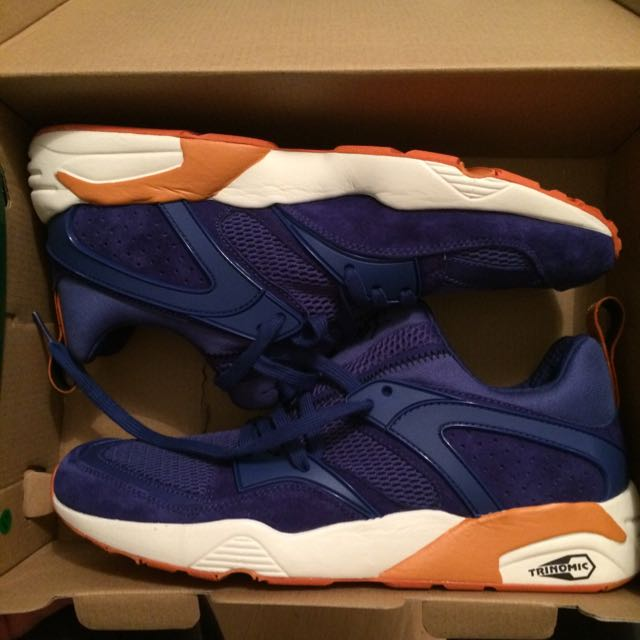 Puma Blaze Of Glory ( New York Knicks)!