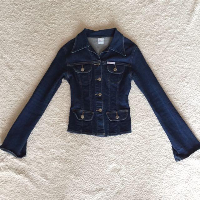 Sass&Bide Denim Jacket S6