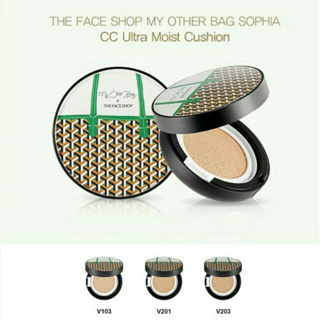 24de711315d9 THE FACE SHOP x MY Other Bag Limited Edition Collaboration CC ...