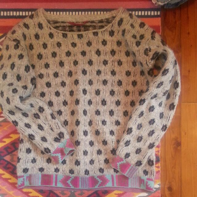Tigerlily Luscious Wooly Cardi Size 10