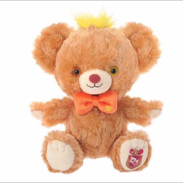 大學熊Unibearsity三月兔砂糖兔SS號玩偶