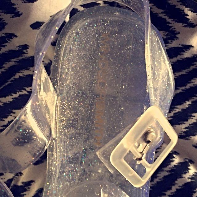 Windsor Smith glitter Sandals
