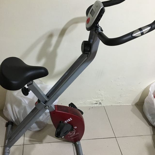 X-bike19805健身車