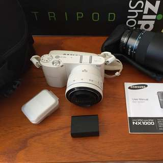Samsung NX1000 Smart Camera