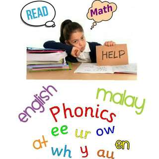 Phonics & Mathematics - Home Tuition