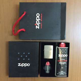 Zippo 打火機禮盒組