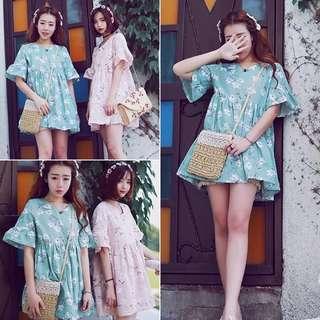 PO BFF Floral Dress