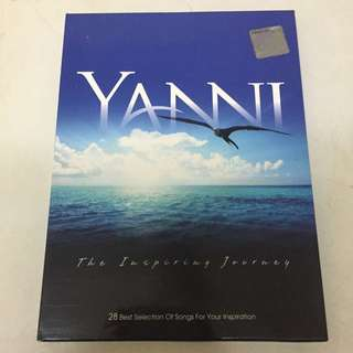 """""""The Inspiring Journey"""" From Yanni"""
