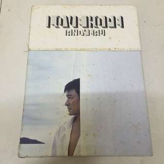 """""""Love Hope"""" From Andy Lau"""