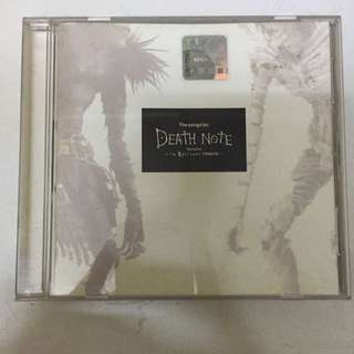 """Death Note """"The Last Name Tribute"""" Soundtrack"""