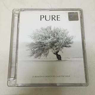 """""""PURE"""" - 27 Beautiful Songs To Calm The Soul"""