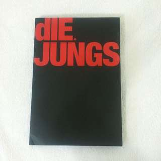 EXO Die Jungs photo book [Official]