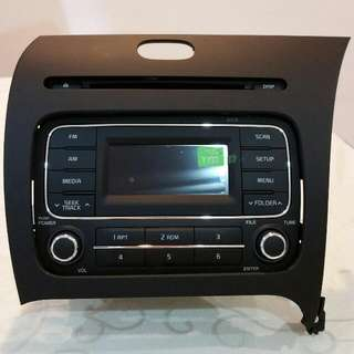 Car Radio/MP3/CD Player