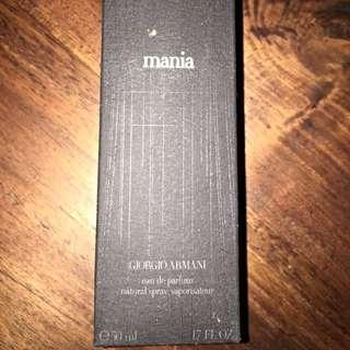 Giorgio Armani eau De Parfum MANIA