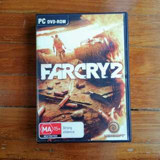 Far Cry 2 - PC computer Game