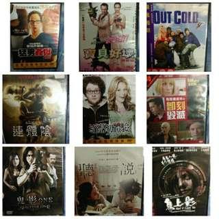 二手DVD