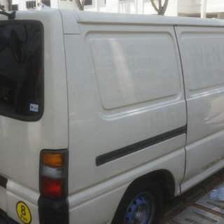 Van For Sale Mitsubishi L300 03/17 Price Revised