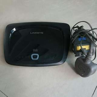 Linksys WRT110 Router