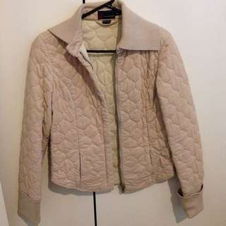 Fitted Winter Jacket