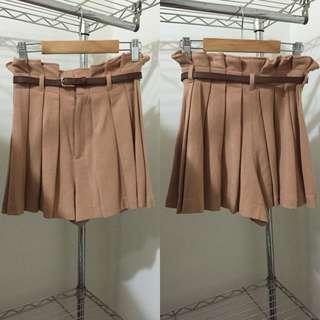 🚚 🇯🇵日本品牌dazzlin 法式高腰褲裙