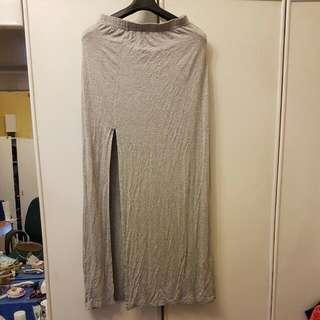 Cotton On - Size S - Maxi Slit Skirt