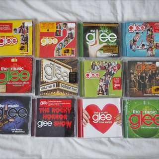 GLEE Albums Pack
