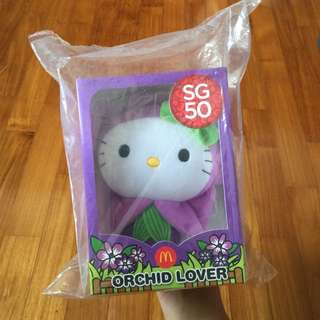 Hello Kitty SG 50 Orchid Lover