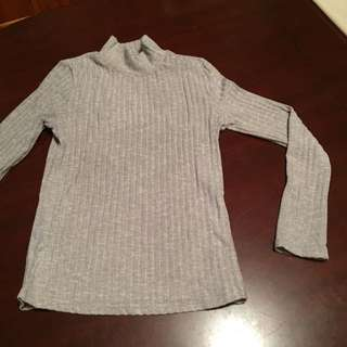 Long Sleeve Top Size 8