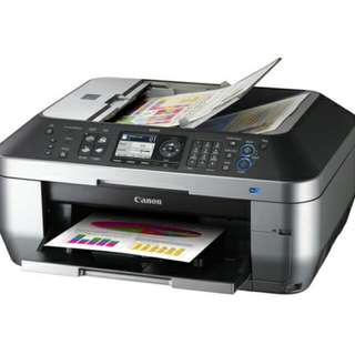 Canon PIXMA MX876 Wireless Home Office all-in-one Printer/Scanner/Fax