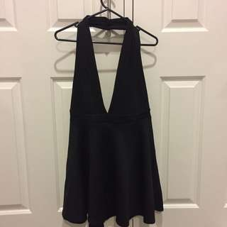 Missguided skater dress