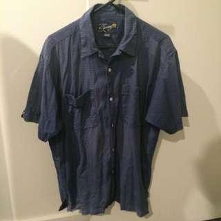 Vintage Stussy Short Sleeve Shirt