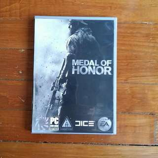 Medal Of Honor - PC Computer Game