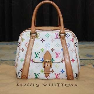 Louis Vuitton Monogram Multicolore Priscilla Handbag