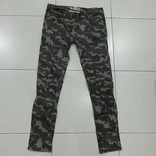 Cotton On Camo Jeans