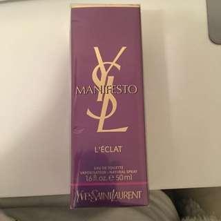 YSL Manifesto Perfume