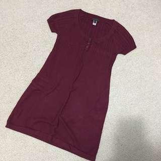 MANGO Knitwear Dress