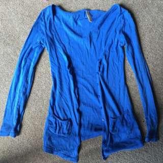 Blue Cotton On Cardi