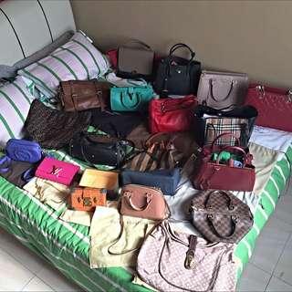 Preloved / New Handbags