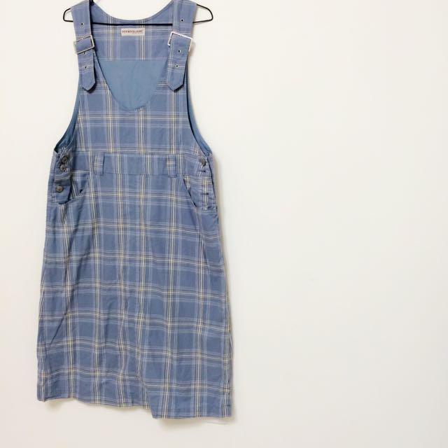 泰國購入古著吊帶裙