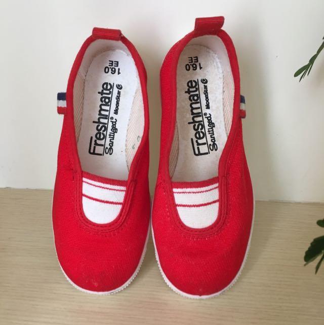 二手女童鞋