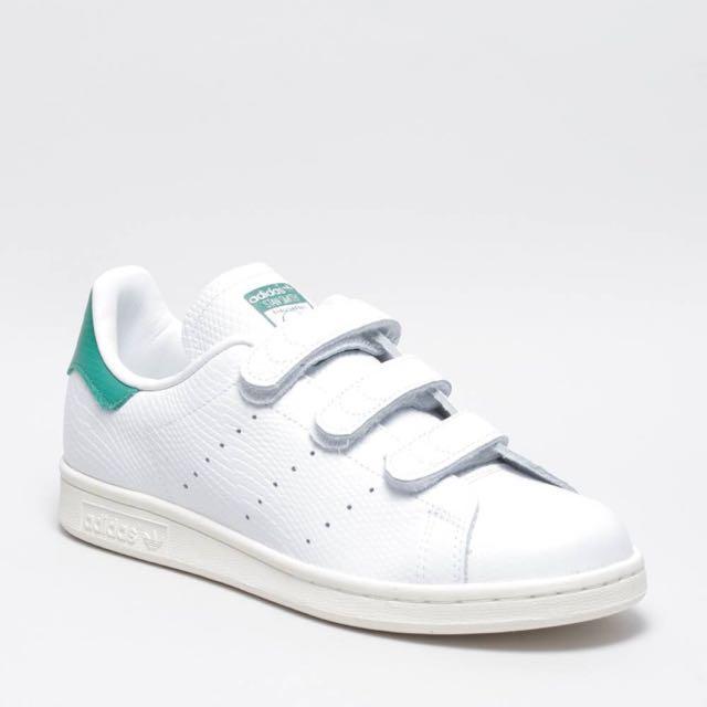 Adidas Stan Smith CF Velcro Sneakers