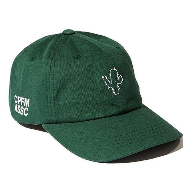 assc forest green cactus cap 2e7b13f52f24