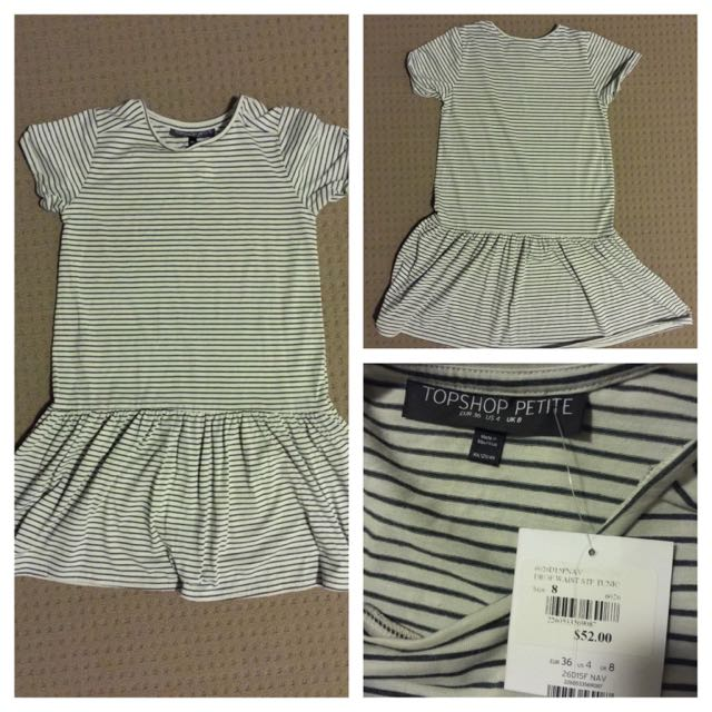 Brand New* Topshop Petite Dress