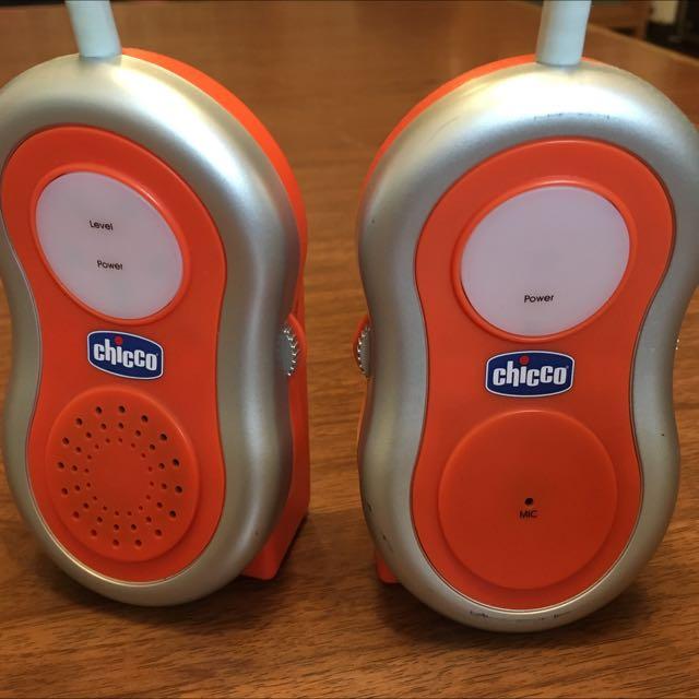 CHICCO 3861 寶寶用 安全 監聽器