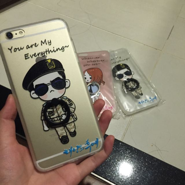 Descendants Of The Sun !!! Hot Selling For iPhone 6 Plus Only!!!