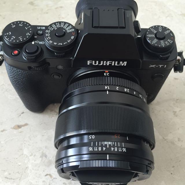 (Reserved) Fuji Fujifilm XT1 X-T1 Body Only