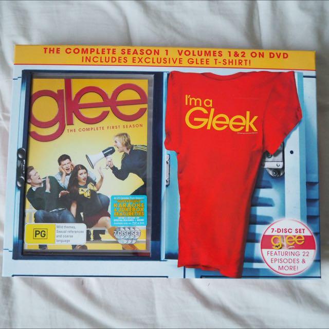 GLEE Complete Season 1 DVD Collector's Edition