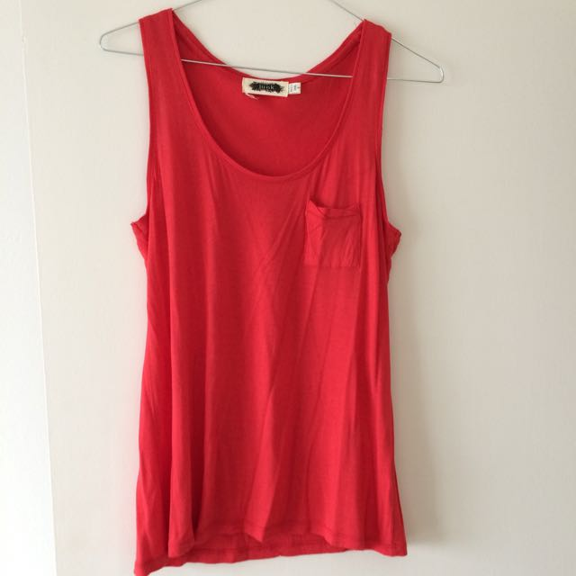 """""""Junk"""" Tank Top, Size Small"""