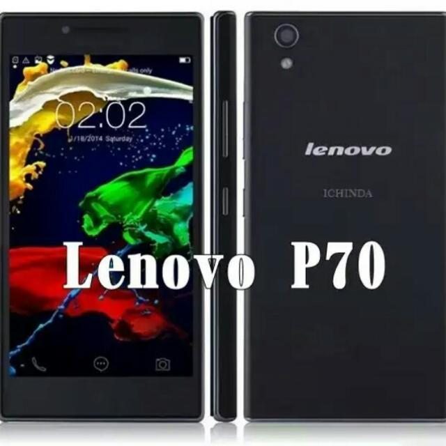 Lenovo P70-A